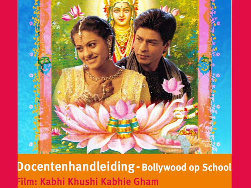 Jeanine Cronie Docentenhandleiding Bollywood